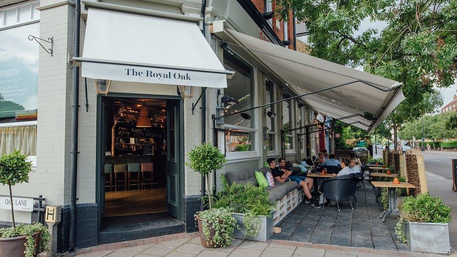 The Royal Oak Twickenham