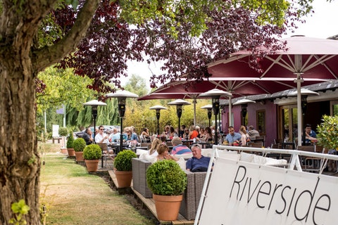 The Riverside Brasserie