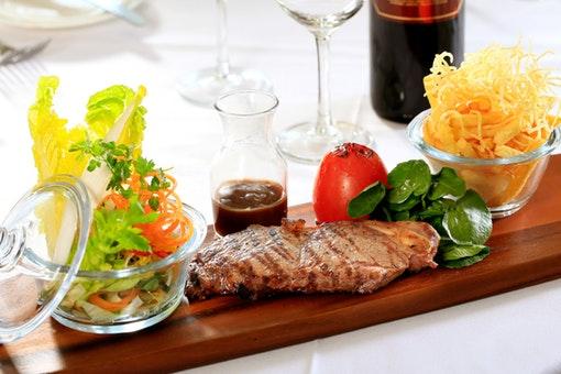 Rowans Restaurant at Coppid Beech