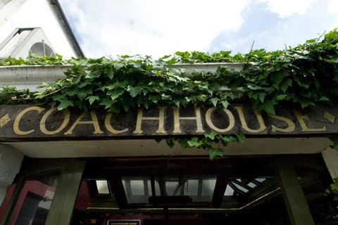 Coach House Restaurant & Bar