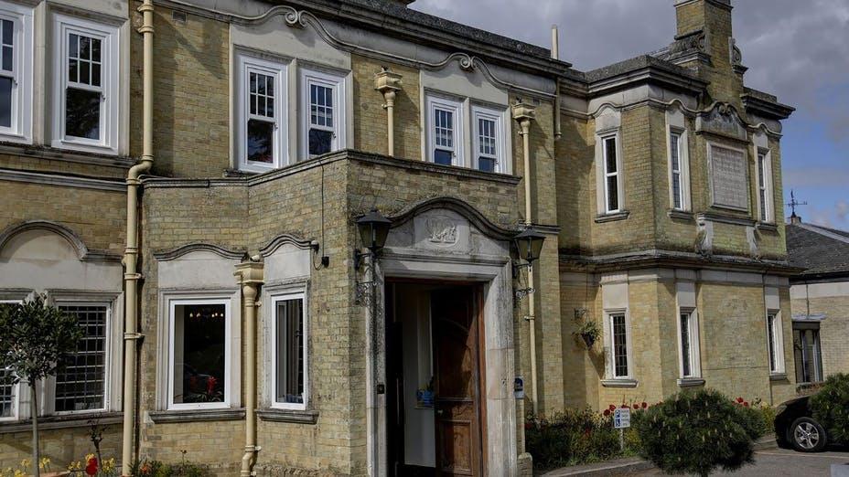 The Manor Restaurant - Chilworth Manor