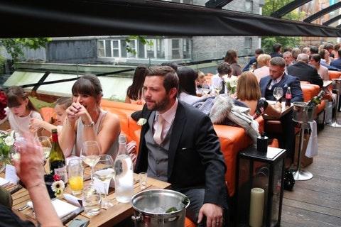 The Restaurant Bar & Grill Manchester