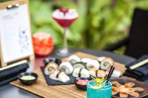 Sky Garden Restaurant - Sheraton