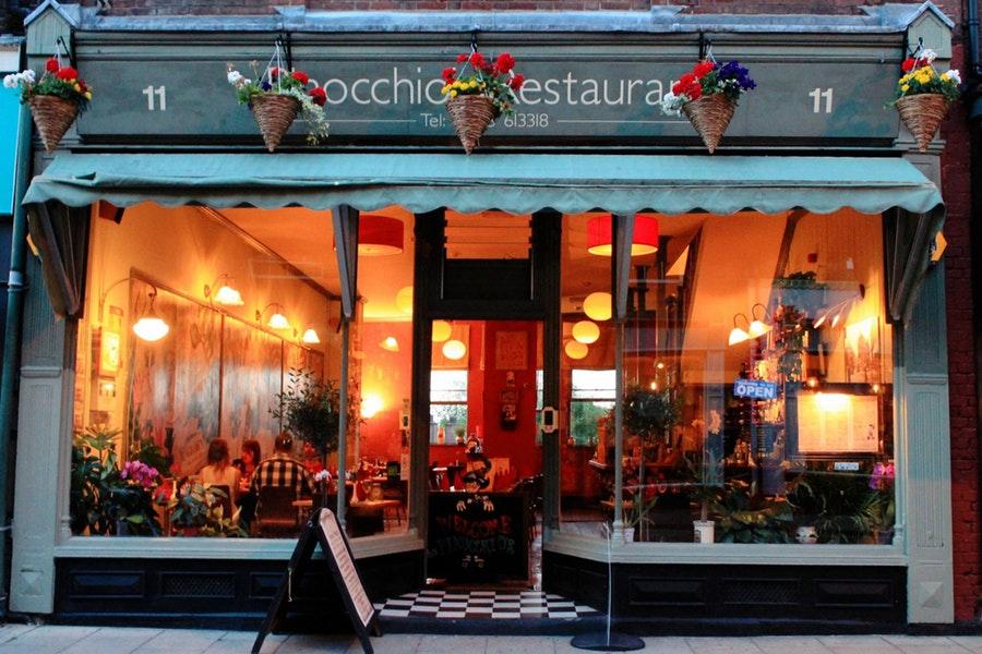 Pinocchio's Restaurant