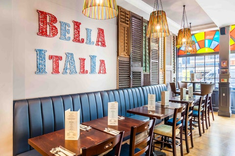 Bella Italia - Wellington Street