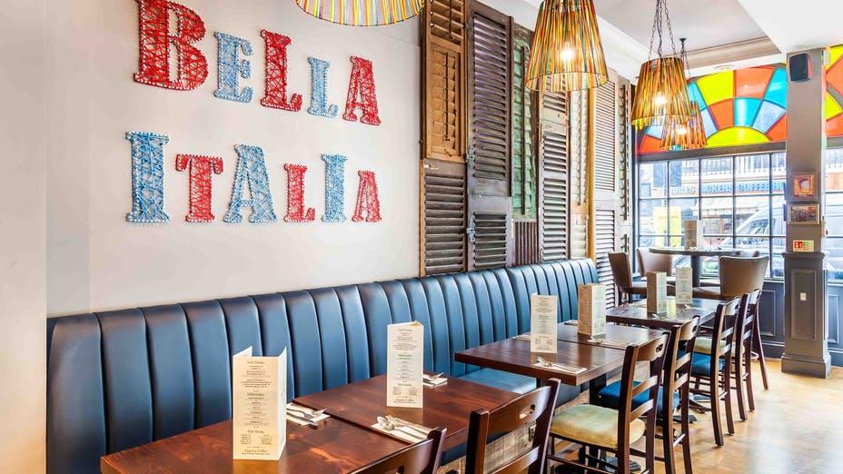 Bella Italia - Wellington Street