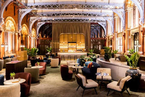 The Hansom - St. Pancras Renaissance Hotel
