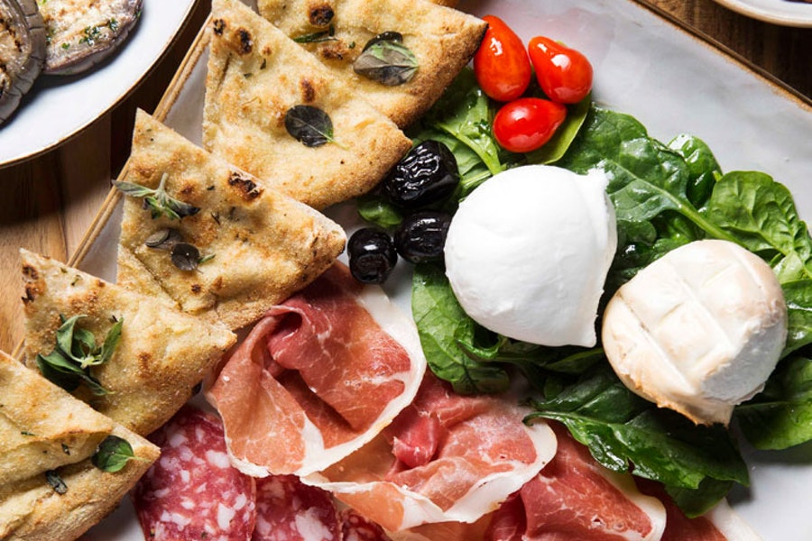 Obicà Mozzarella Bar – Canary Wharf