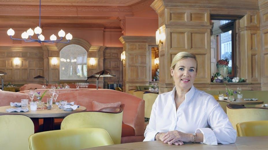 Hélène Darroze at The Connaught
