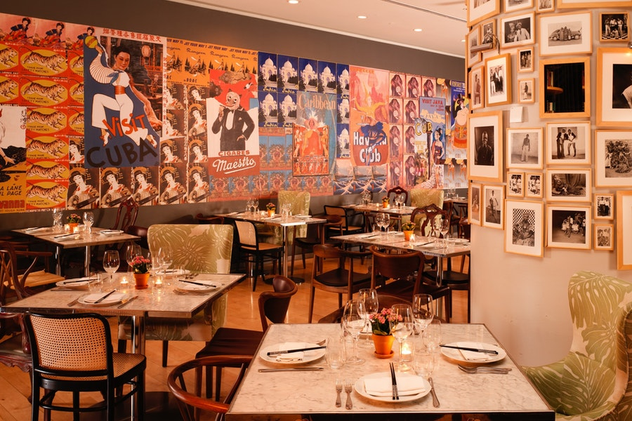 Asia de Cuba at St Martins Lane Hotel