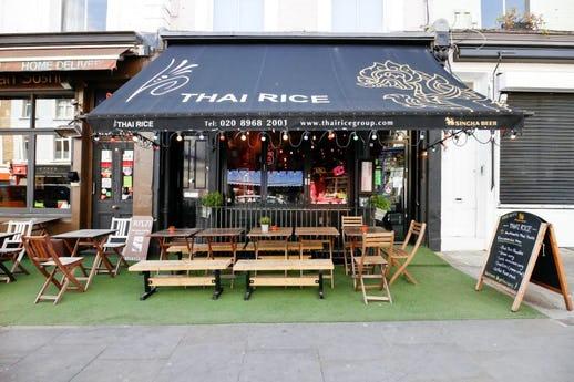 Thai Rice @ Portobello