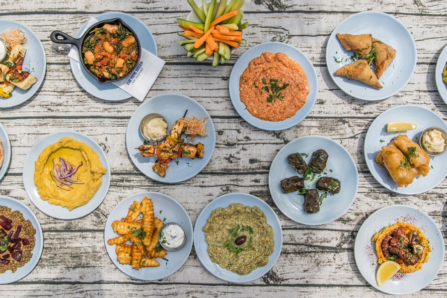 The Real Greek - Westfield Stratford City
