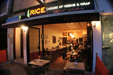 Rice Persian Restaurant