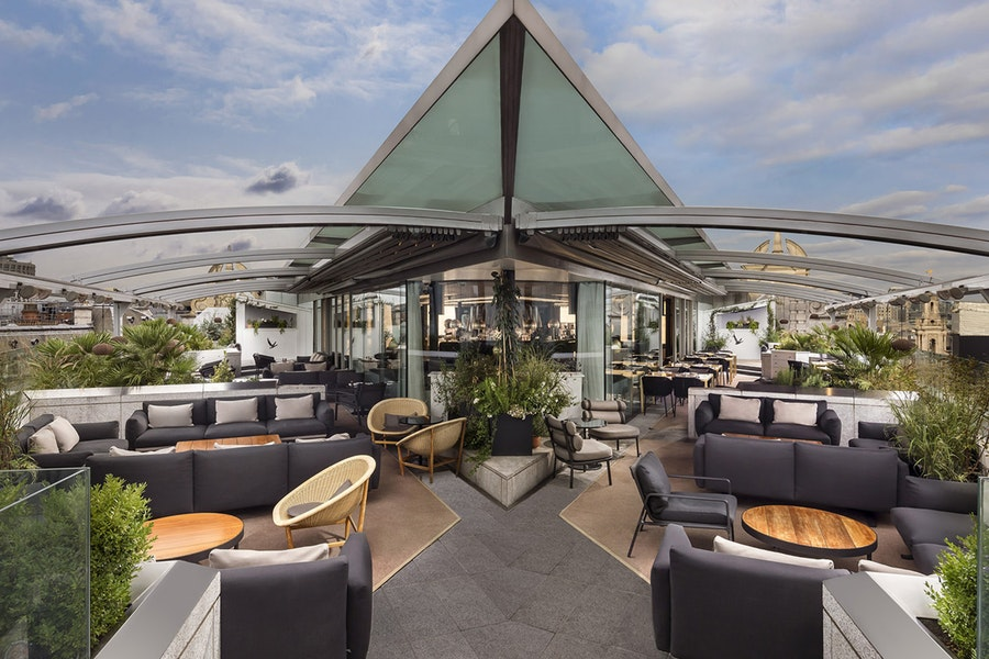 Radio Rooftop London Restaurant Reviews Bookings Menus