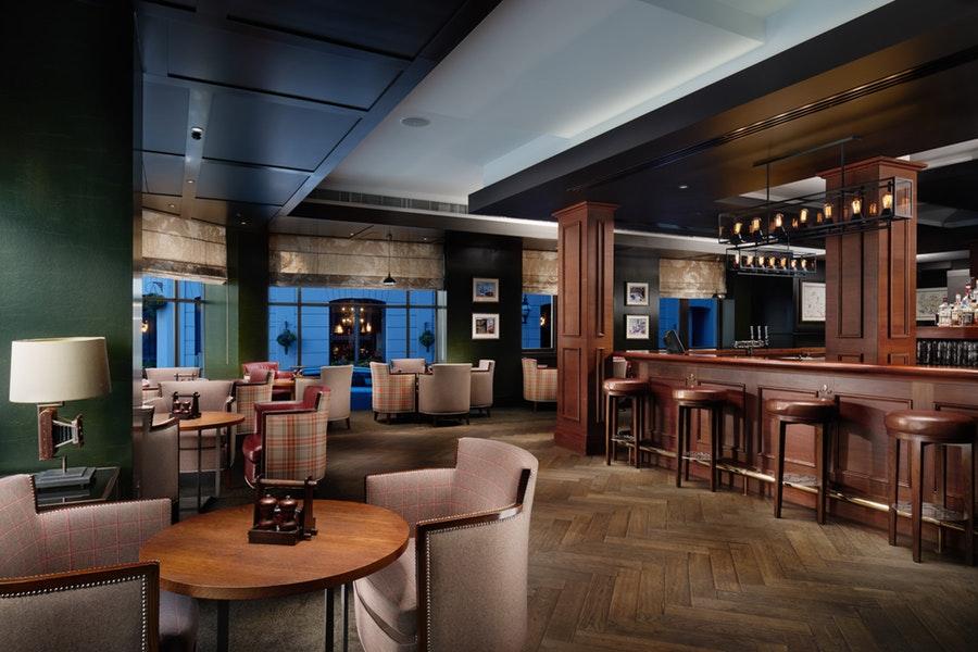 The Blue Boar Bar