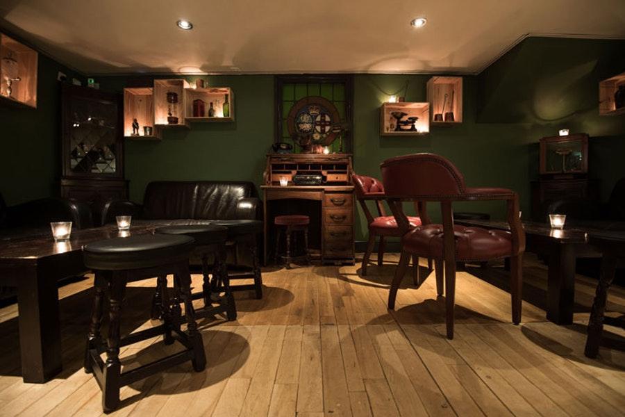 City of London Distillery & Bar