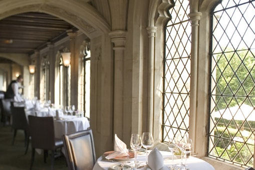 Cloisters Restaurant at Nutfield Priory