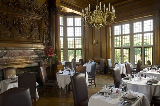 Armada Restaurant at Rhinefield House