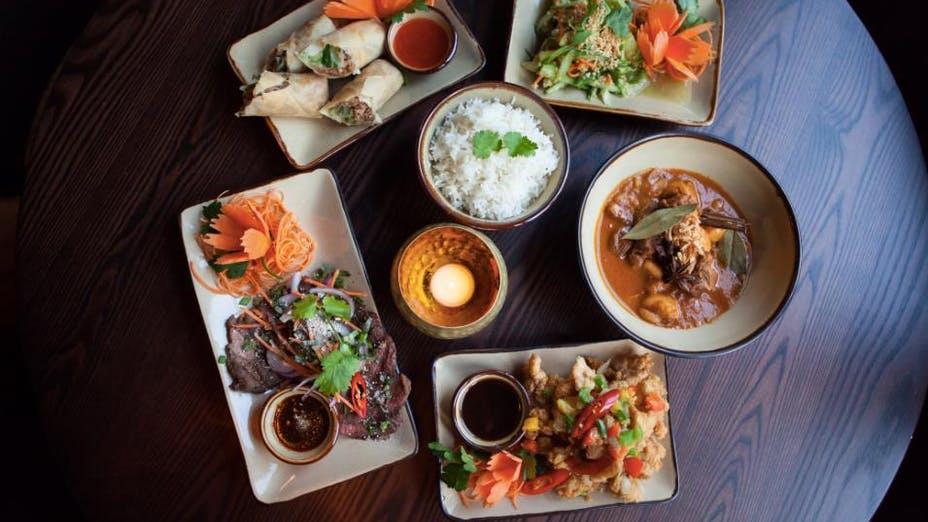 Koh Thai Tapas - Southsea