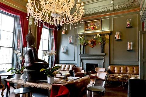 The Drawing Room at 3 Cromwell Road