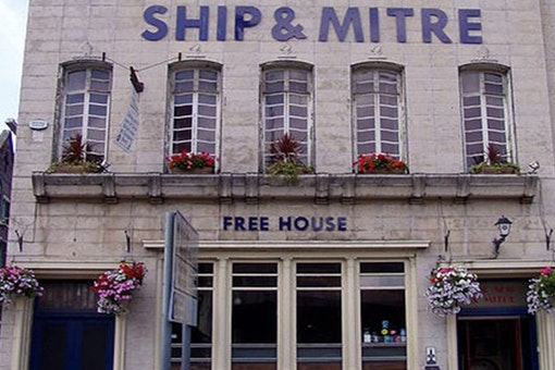 The Ship & Mitre