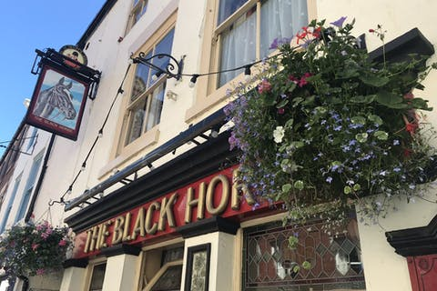 The Black Horse - Whitby