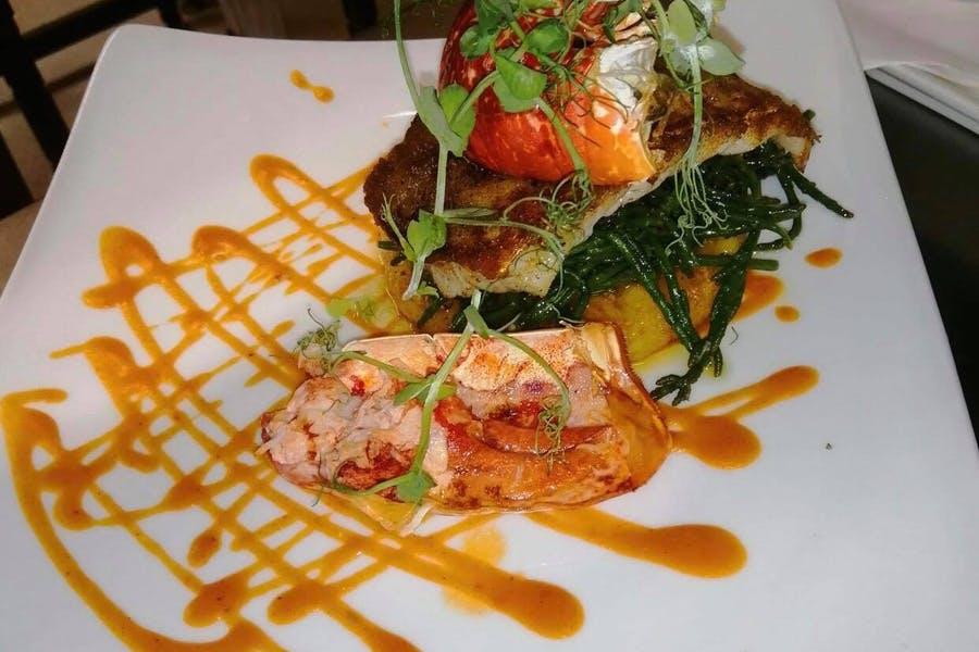 Cod & Lobster