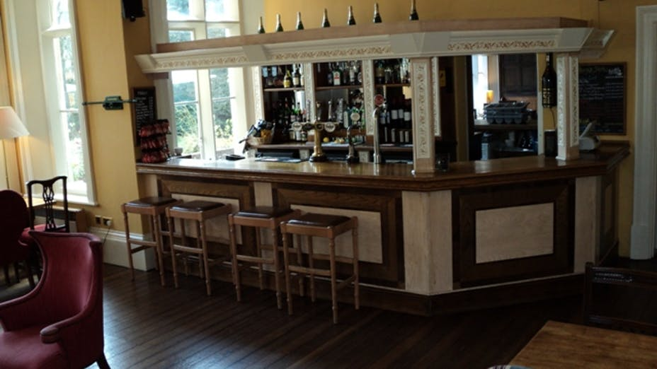 Garden Room Restaurant at The Grange Country House Hotel