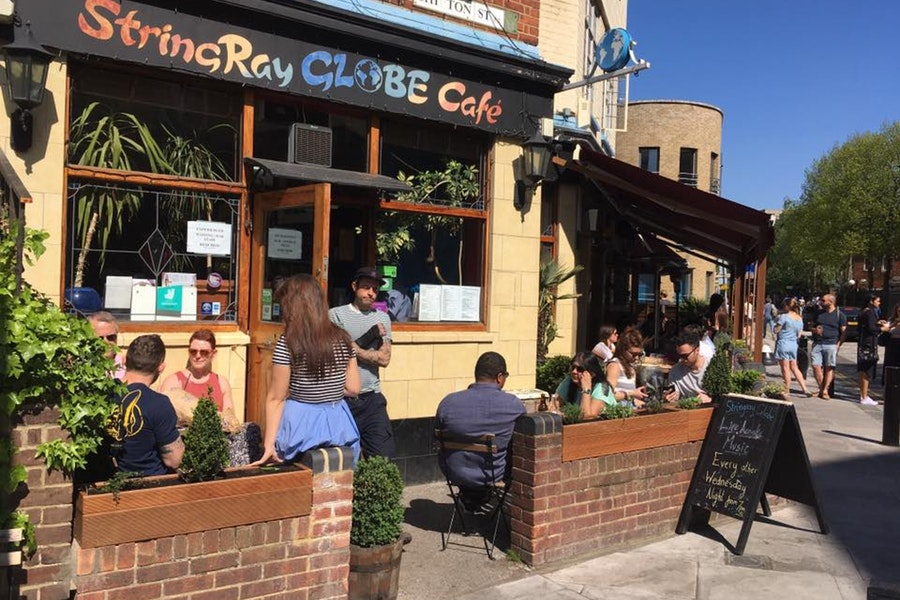 Stingray Café