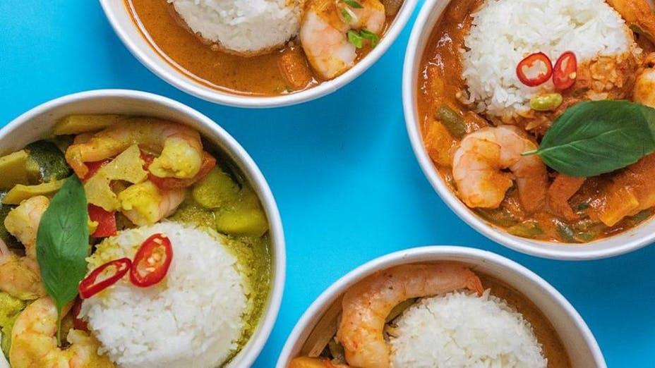 GRAB Thai street Kitchen