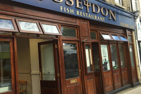 Poseidon Fish Restaurant