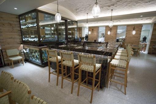The Wine Bar at Fortnum & Mason