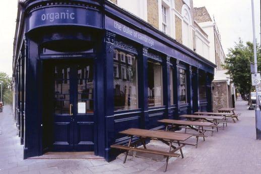 Duke of Cambridge - St Peter's Street