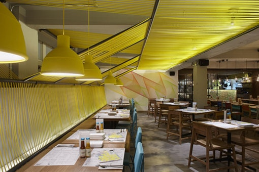 Wahaca Waterloo