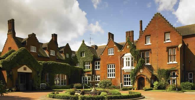 Sprowston Manor Restaurant