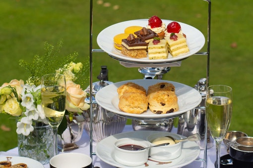 Afternoon Tea at Prestonfield