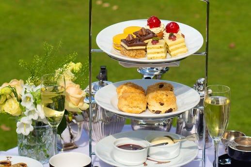 Afternoon Tea at Prestonfield