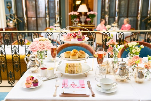 Afternoon Tea at The Lanesborough