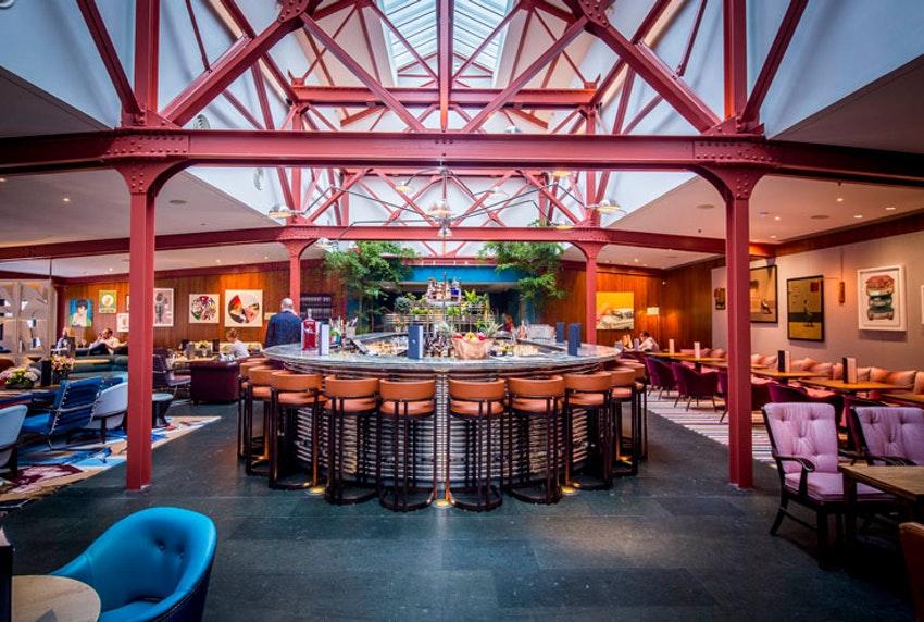 The Bar at Bluebird Chelsea