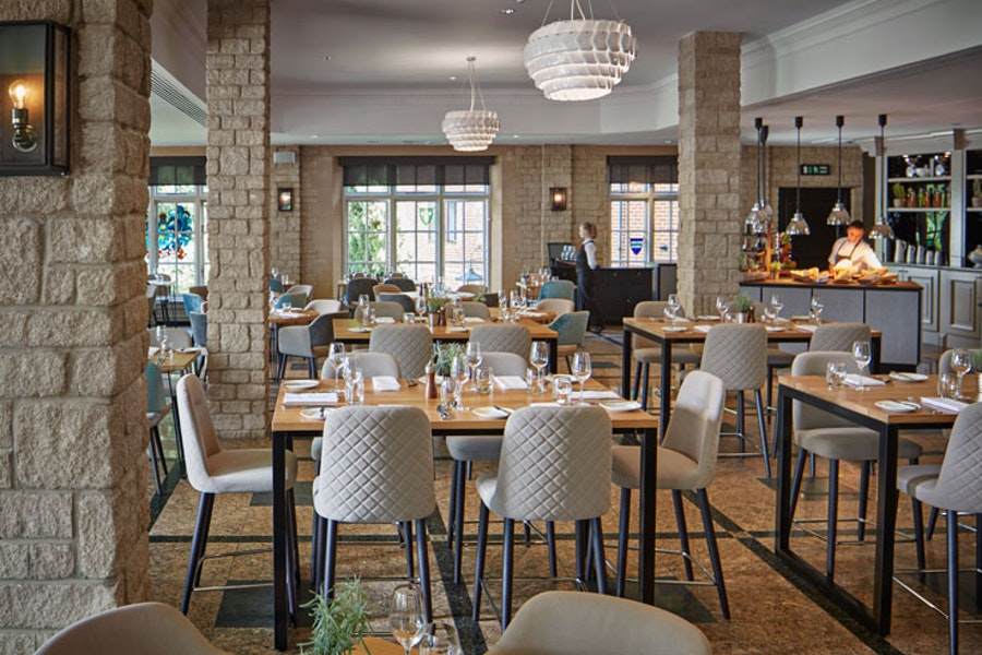 The Brasserie at Pennyhill Park