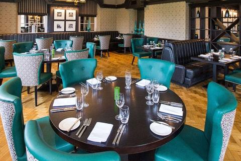 Carrington Grill at Mottram Hall Hotel