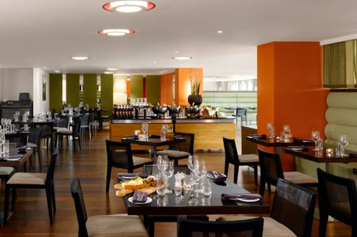 Collage Restaurant at Radisson Blu Cardiff