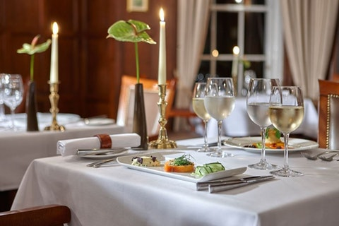 Gray's Restaurant at Burnham Beeches Hotel