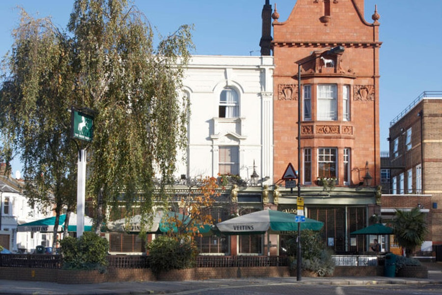 The White Horse - Parsons Green