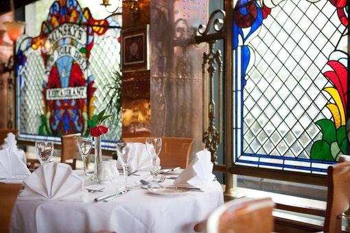 Minsky's Restaurant at Danubius Hotel Regent's Park