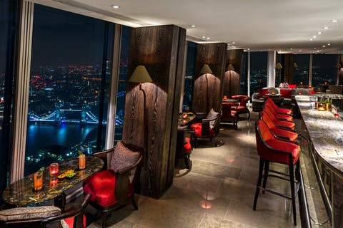 GONG by Shangri La at The Shard