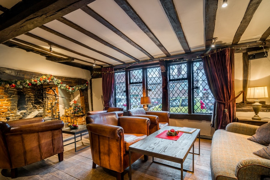 The Kings Arms Restaurant Amersham Buckinghamshire