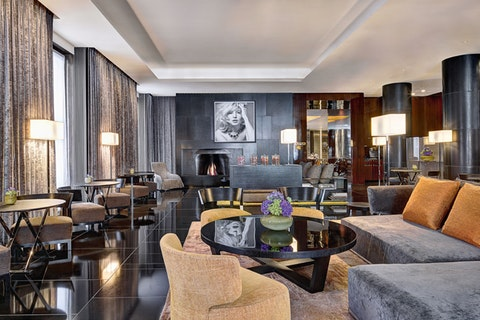 The Lounge at the Bulgari Hotel & Residences