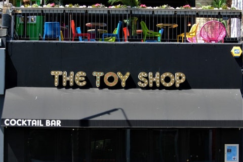 The Toy Shop