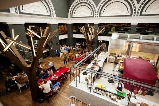 Zizzi - Glasgow Royal Exchange